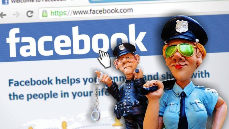 ¿PUEDO publicar la foto de Facebook de un investigado?
